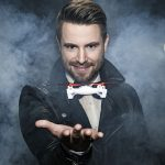 Zauberer Cody Stone aus Hannover