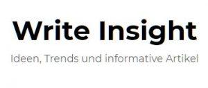 Write insight Logo
